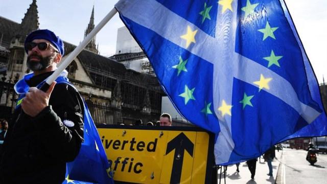 Foto: Si se llega a un acuerdo, el Brexit tendrá lugar en la noche del 30 de noviembre al 1 de diciembre. (EFE)