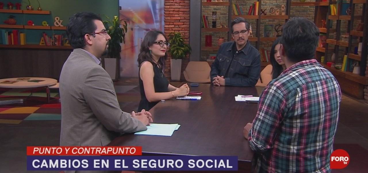 Foto: Cambios Imss Gobierno AMLO 18 Octubre 2019