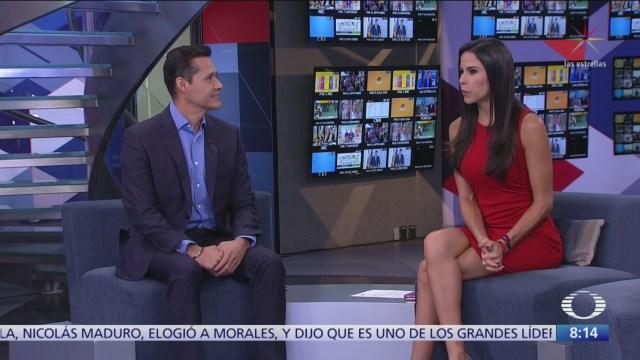 Carlos Ulloa, secretario particular del Gobierno CDMX, detalla homenaje a José José