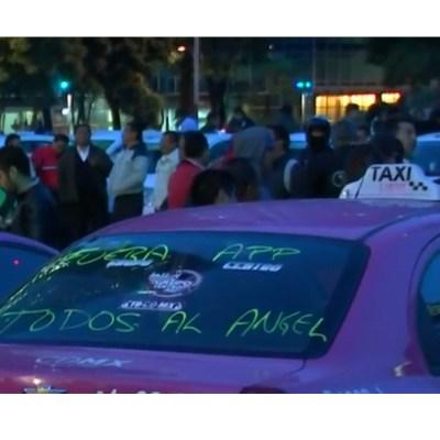 CDMX mantiene disposición de diálogo con taxistas, dice Lajous