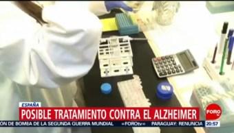 Foto: Científicos Desarrollan Posible Tratamiento Contra Alzheimer 8 Octubre 2019