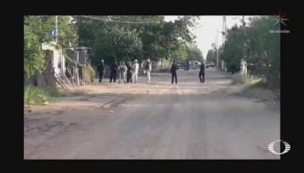 Foto: Civiles Armados Atacan 4 Viviendas Guaymas Sonora 3 Octubre 2019