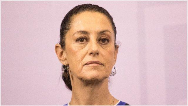 Imagen: Claudia Sheinbaum asegura que seguirá combatiendo la delincuencia, 26 de octubre de 2019 (VICTORIA VALTIERRA /CUARTOSCURO.COM)