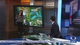 Clima Al Aire: Zona de inestabilidad afecta BCS