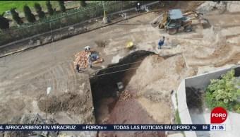 Foto: Colonia Ecatepec Registra 120 Socavones 17 Octubre 2019