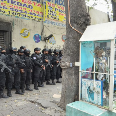 Se revisará por qué liberaron a 27 de 32 detenidos en Tepito: Omar García Harfuch