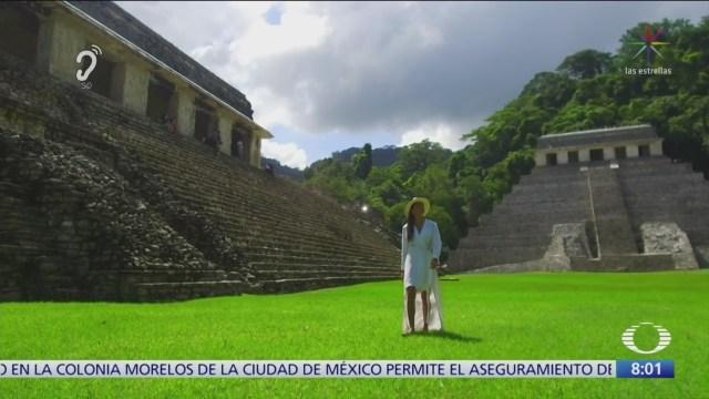 ¿Cómo lucía Palenque cuando era una ciudad vida? Habrá recorrido virtual