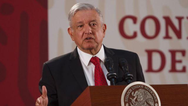 Conferencia Andrés Manuel López Obrador