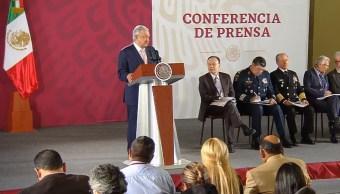 FOTO Transmisión en vivo: Conferencia de prensa AMLO 15 de octubre 2019 (YouTube)