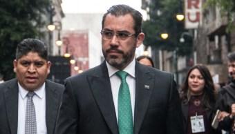 FOTO Confirman renuncia de Jesús Orta a Policía CDMX (Andrea Murcia/Cuartoscuro)