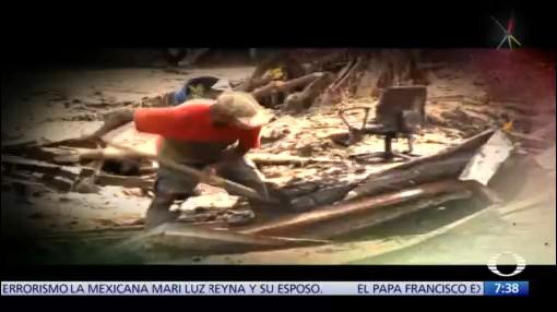 Continúa el recuento de daños en Jalisco tras paso de ciclones