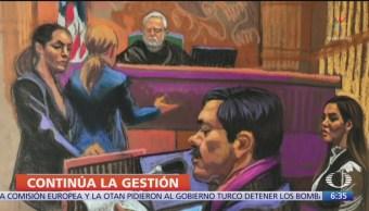 Continúan gestiones para obtener bienes de 'El Chapo': AMLO