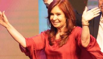 FOTO Cristina Fernández pide permiso para ir a Cuba para ver a su hija (AP)