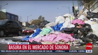 FOTO: Cuánta basura genera Mercado Sonora,