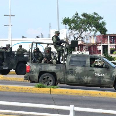 AMLO presenta informe sobre Culiacán; Durazo admite acción precipitada