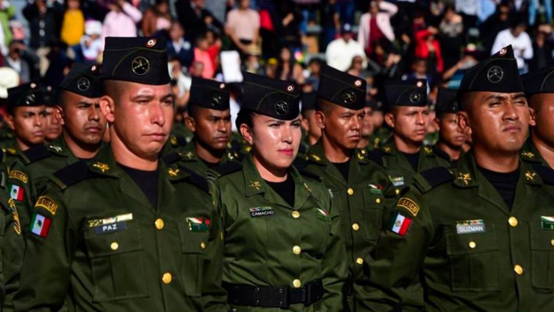 FOTO Tras Culiacán, Sedena y Marina expresan unión, AMLO niega fractura (Sedena)