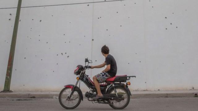 Foto:Así fue como sus habitantes relataron el miedo que durante horas invadió la capital sinaloense