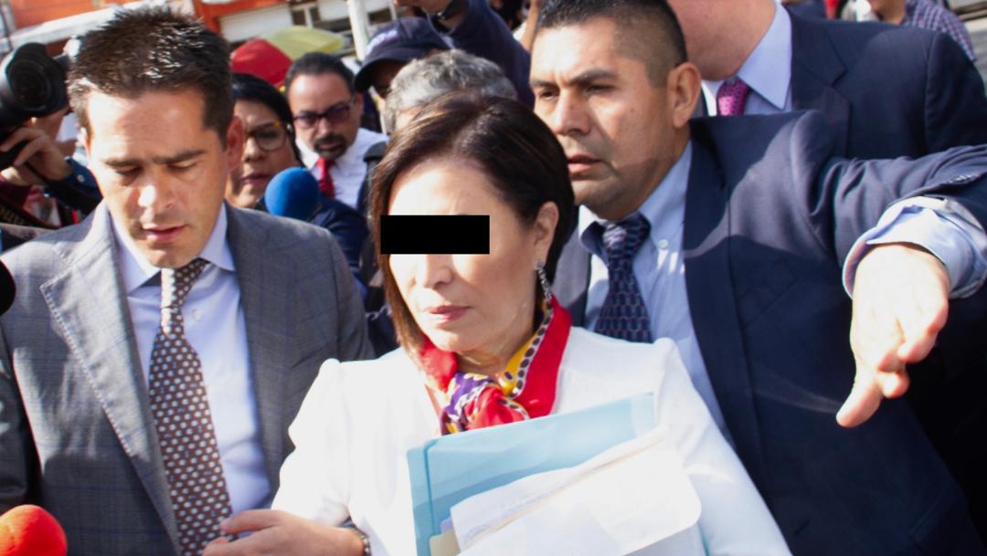 Foto: Rosario Robles Berlanga, exsecretaria de Desarrollo Social. Cuartoscuro/Archivo