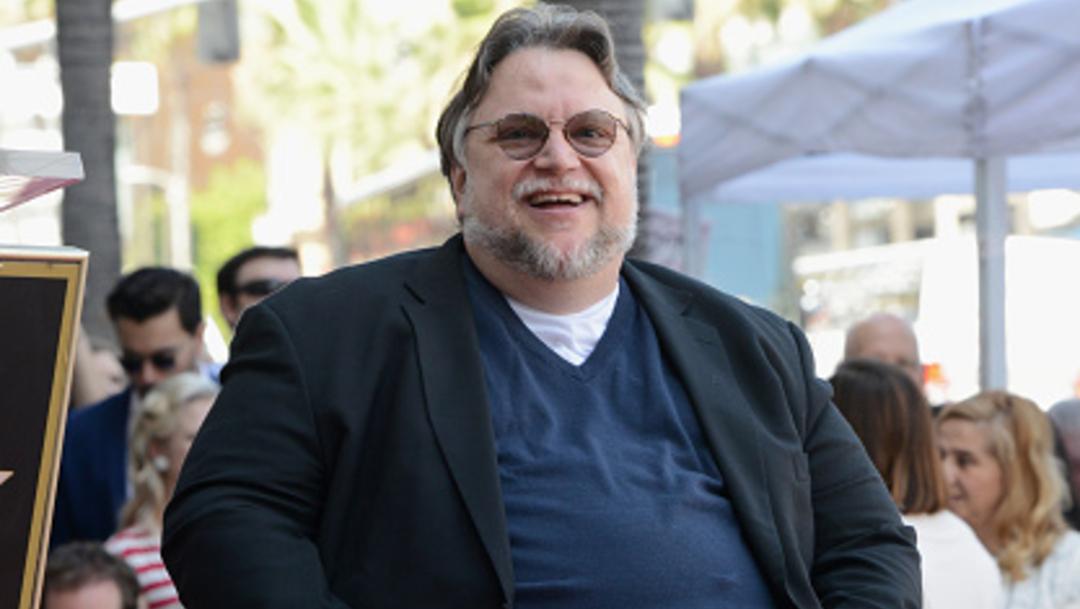 Imagen: Guillermo del Toro impulsa además el Taller de Chucho (Centro Internacional de Animación), un espacio con el que pretende motivar el talento que hay en México, 9 de octubre de 2019 (Getty Images, archivo)