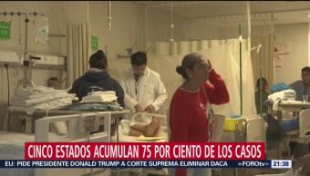 Foto: Dengue Cerca Convertirse Epidemia México 9 Octubre 2019