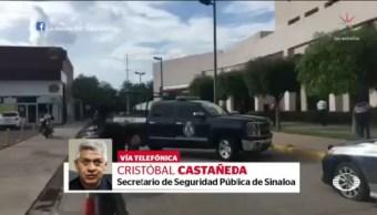 Foto: Video: Entrevista Cristóbal Castañeda Secretario Seguridad Pública De Culiacán 17 Octubre 2019