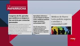 Foto: Desinformación Reforma Ley Salud NL Noticias Falsas 23 Octubre 2019