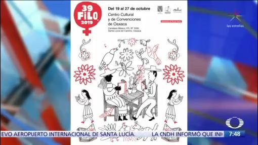 Despierta con Cultura: Salman Rushdie, en la Feria del Libro de Oaxaca