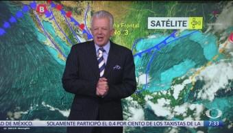 Despierta con Tiempo: Valle de México registrará lluvias dispersas