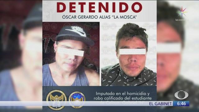 Detienen a presunto homicida de estudiante de tecnológico de Celaya