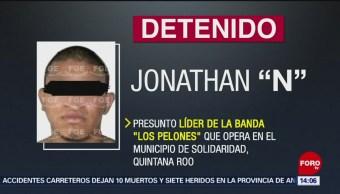 FOTO: Detienen Cancún El Pantera