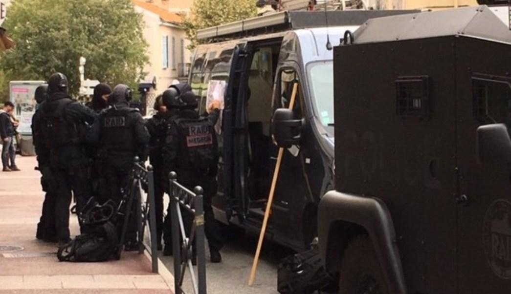 Foto: Detienen a hombre que se atrincheró en museo en Francia, 23 de octubre de 2019, Francia