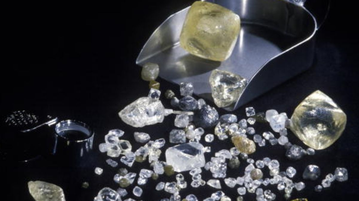 diamantes ofrecen claves sobre el origen de la vida