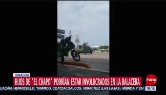 FOTO: Vídeos Múltiples Enfrentamientos Culiacán