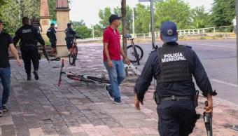 Foto: Diputados mexicanos reaccionan ante jornada violenta en Culiacán, 17 de octubre de 2019, México