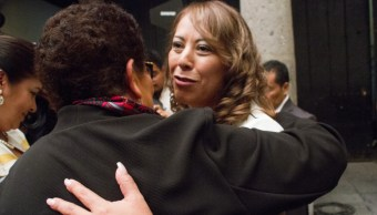 Foto: La PGJ-CDMX se disculpó oficialmente con Lorena, 10 de octubre de 2019, (VICTORIA VALTIERRA /CUARTOSCURO.COM)