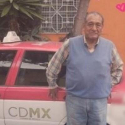 Joven hace difusión a su padre taxista en redes sociales