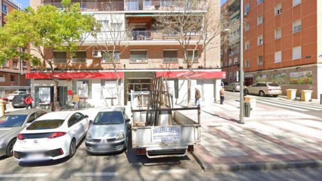La mujer fue hallada esta semana en su apartamento en Madrid, 25 de octubre de 2019 (Google Maps)