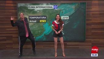 El clima internacional en Expreso del 14 de octubre del 2019