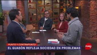 Foto: Guasón Sociedad Espectáculo 8 Octubre 2019