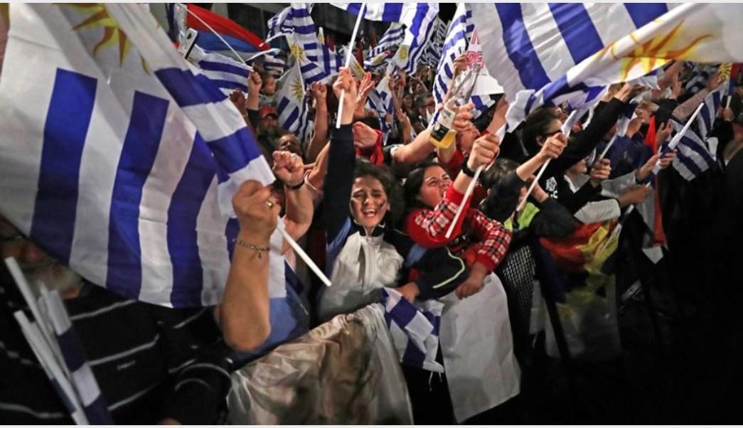 Resultado de imagen para uruguay segunda vuelta