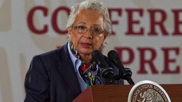 FOTO Emboscada en Michoacán: Sánchez Cordero aclara dichos (Cuartoscuro/Andrea Murcia cdmx octubre 2019