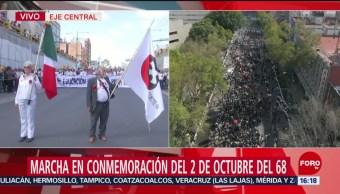 FOTO: Encapuchados Empiezan Integrarse Marcha 2 Octubre,