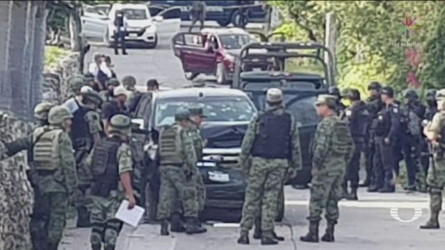 Foto: Enfrentamiento Iguala Guerrero 15 Muertos Hoy 15 Octubre 2019