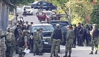 Foto: De acuerdo con los pobladores, los civiles armados habrían bajado por una carretera de terracería que conecta a Iguala con Tepochica, zona de disputa entre 'Guerreros Unidos' y 'Los Rojos'