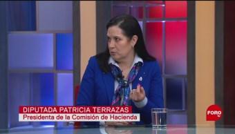 FOTO: Entrevista a la diputada Patricia Terrazas, 6 octubre 2019