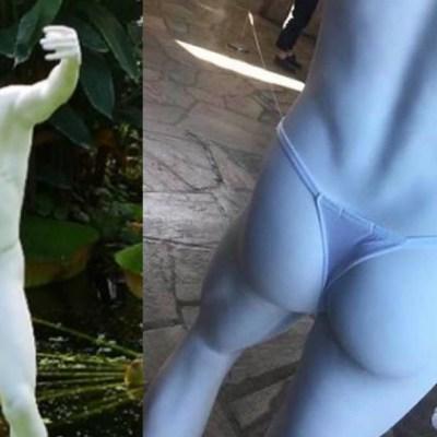 UNESCO pide que pongan ropa interior a esculturas por considerarlas 'impropias'