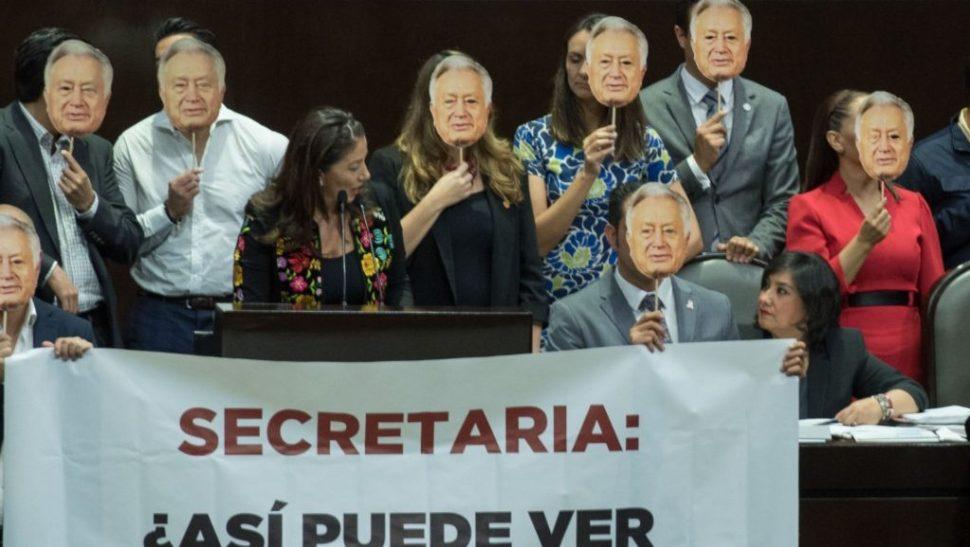 Foto Estamos combatiendo impunidad, dice SFP sobre Bartlett