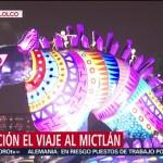 Foto: Alebrijes Exposición Viaje Mictlán Tlatelolco 25 Octubre 2019