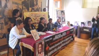 Foto Familiares de víctimas de feminicidios exigen justicia