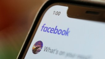 FOTO FBI advierte que Facebook podría ser plataforma de pornografía infantil (AP, archivo)
